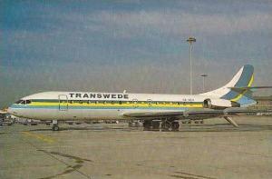 TRANSWEDE AEROSPATIALE CARAVELLE 10B