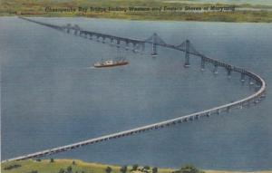 Maryland The Chesapeake Bay Ridge