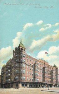 KANSAS CITY , Missouri , 00-10s ; Coates House, 10th & Broadway