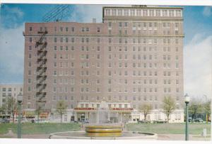 Hotel Dallas , DALLAS , Texas , 50-60s
