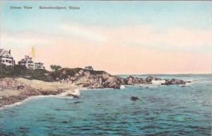Maine Kennebunkport Ocean View Albertype