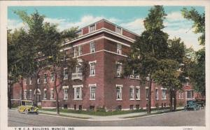 Indiana Muncie Y W C A Building Curteich