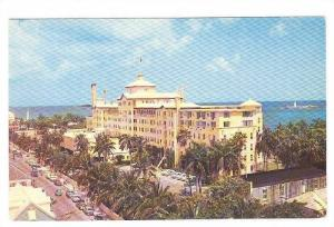 British Colonial Hotel, Nassau in the Bahamas,  40-60s