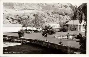 Lava Hot Springs Idaho ID Unused Dreessen Studio RPPC Postcard G45