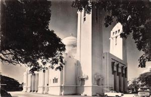 Senegal Dakar - la Cathedrale RPPC