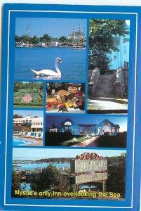 Buy Postcard Mystics Inn Hotel Mystic Connecticut