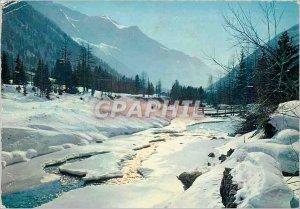 Postcard Modern Stream liege