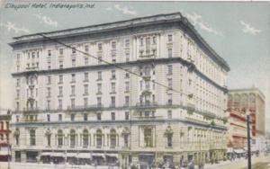 Indiana Indianapolis Claypool Hotel