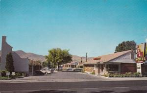 POCATELLO , Idaho, 50-60s ; Idaho Hotel, street view
