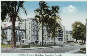 KINGSTON , Ontario , Canada , 1910s ; General Hospital