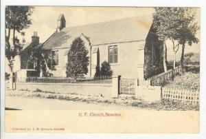 U. F. Church, Bowden (Dorset), England, UK, 1900-1910s