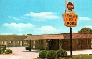 Illinois Mahomet The Heritage Inn Motel