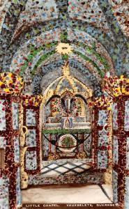 The Little Chapel Vauxbelets, Guernsey