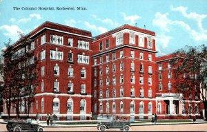 Minnesota Rochester The Colonial Hopsital