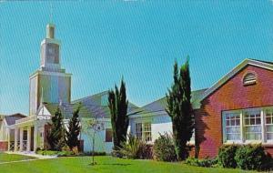 California Redondo Beach South Bay Community Church Of The Brethren 1963