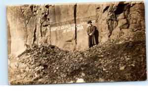 Lemp Brewery Beer St. Louis Missouri MO Falstaff 1914 RPPC Photo Postcard B55