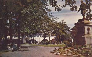 Parc Renaud, Joliette, Quebec, Canada, 40-60s