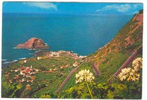 Aerial View, Village du Porto do Moniz, Portugal, PU-1985