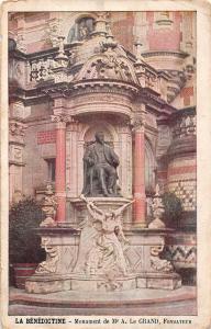 France Le Benedictine Monument de Mr A Le Grand