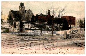 Massachusetts Worcester , Polytechnic Institute