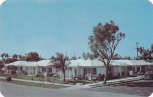 El Patio Motor Court, West Palm Beach, Florida, 40-60s