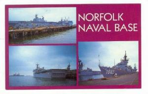 3Views,Norfolk Naval Base,Norfolk,Virginia,1940-60s