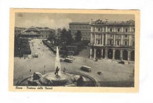 Fontana Delle Naiadi, Roma (Lazio), Italy, 1900-1910s