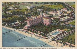 MIAMI BEACH, Florida, 1948; Roney Plaza Hotel