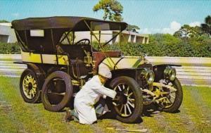 1908 National 7 Passenger Touring Cars & Music Of Yesterday Sarasota Florida