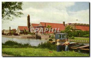 Nederland - Holland - Netherlands - Aalsmeer - Old Postcard