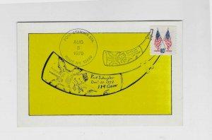 Vtg 1979 Fort Stanwix, Rome, New York Postcard