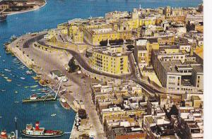 Panorama, View And Inside Harbour, Brindisi (Puglia), Italy, 1950-1970s