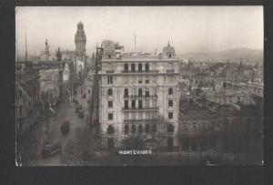 119864 Uruguay MONTEVIDEO Vintage photo RPPC