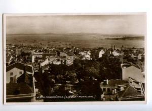 173380 PORTUGAL Lisboa view Vintage photo postcard
