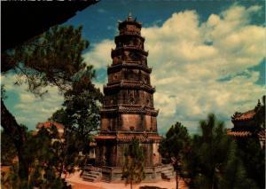 CPM La Pagoda Thien Mu. VIETNAM-Indochine (716570)