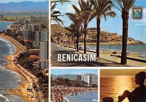 Spain Benicasim Castellon Different aspects