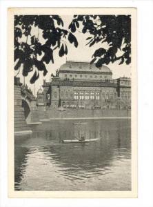 PRAG.-National theater , Czech Republic, 30-50s