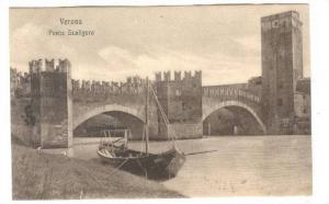 Verona , Italy  ,  00-10s ; Ponte Scaligero