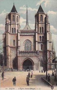 France Dijon L'Eglisse Sainte-Benigne