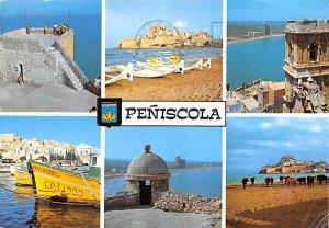 Diversos Aspecton Peniscola Spain Postal Used Unknown