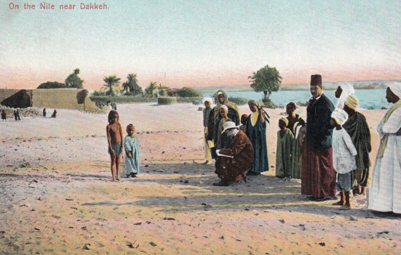 On the Nile , DAKKEH , Egypt , 00-10s