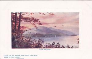 TUCK 9745, Dinis, Killarney Lakes, Ireland, 1900-10s