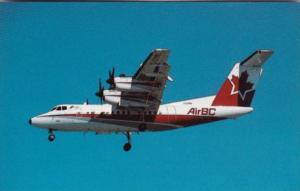 Air BC DeHavilland DHC-7-102 Dash 7
