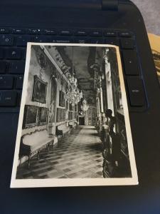 Vintage Postcard: Potsdam, schloss sanssouci, Sansssouci Palace