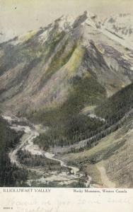 ROCKY MOUNTAINS, Western Canada, 00-10s; Illicilliwaet Valley