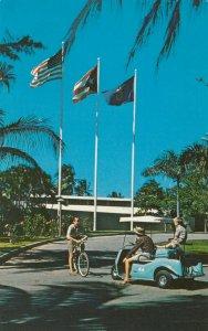DORADO, Puerto Rico, 40-60s; Dorado Beach Hotel Entrance Drive