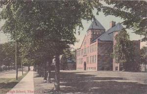 Pennsylvania Titusville The High School 1908