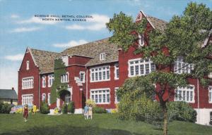 Science Hall, Bethel College, NORTH NEWTON, Kansas, 1930-1940s