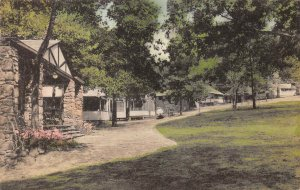 LPS61 Harrisonburg Virginia Massanetta Bible Conf Albertype North Cottage Row