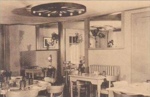 Connecticut Essex A View Showing A Section Of Our Main Dining Rooms Griswold ...